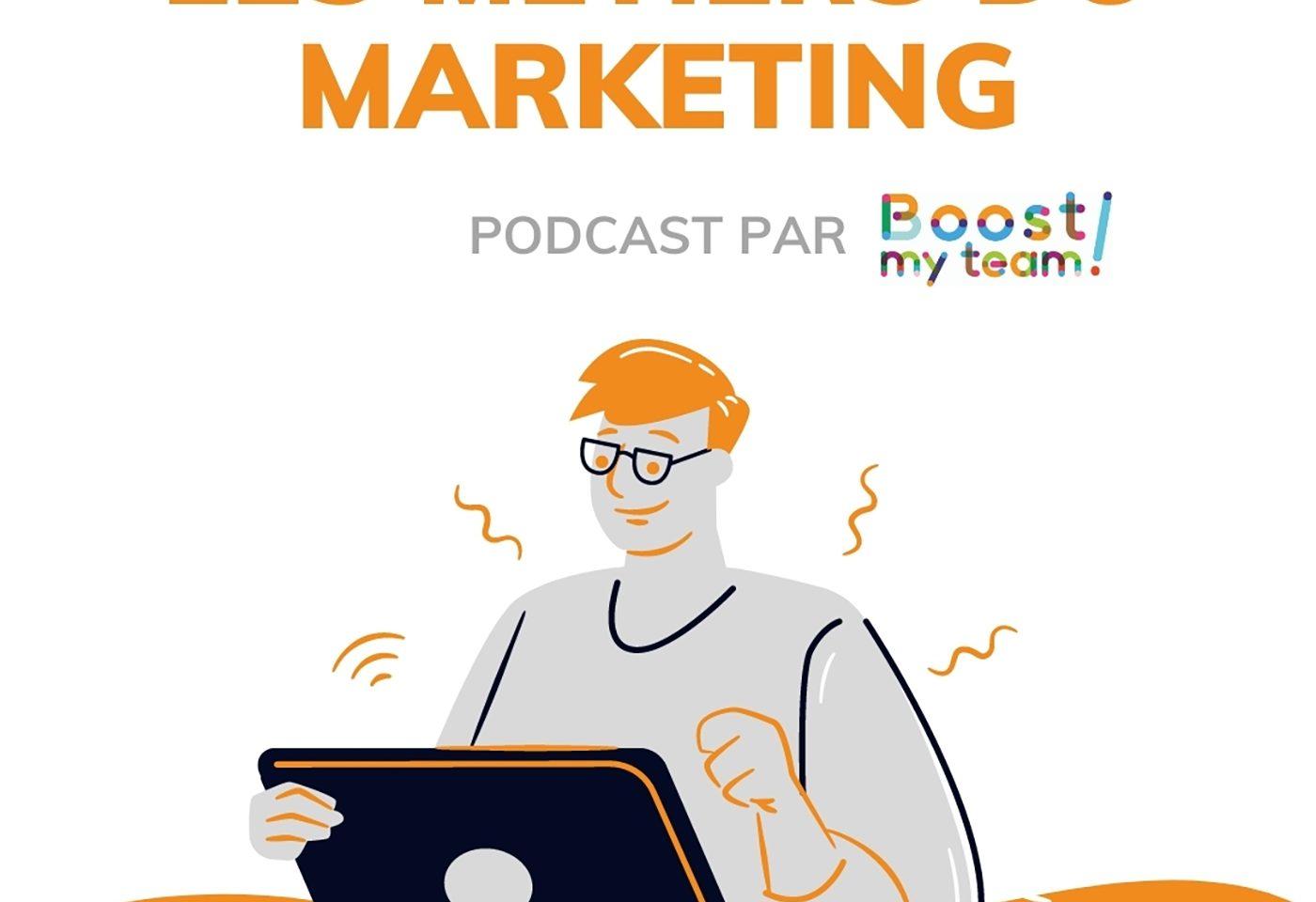 Les métiers du Marketing